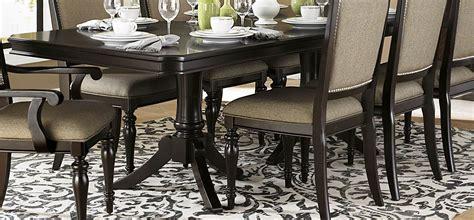 marston rectangular extendable dining table