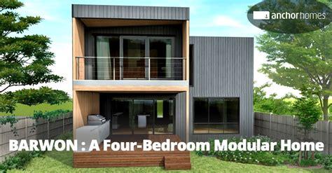 Barwon 4-bedroom Modular Home