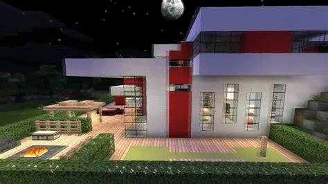 Minecraft Modern House #4 (modernes Haus) [hd] Youtube