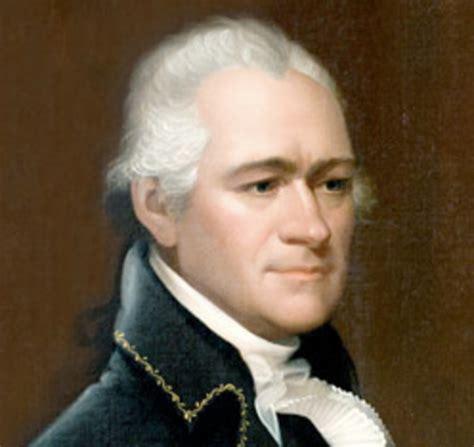 Alexander Hamilton, A Second-Hand Dealer In Retrograde ...