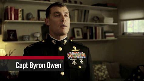 warrior  virtue capt byron owen  pride youtube