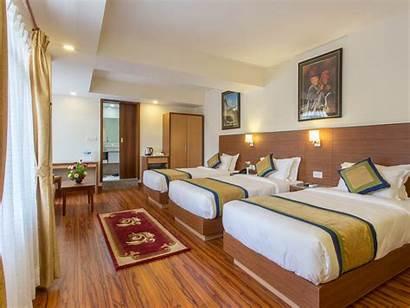 Hotel Triple Kathmandu Nepal Deluxe Hotels Oasis