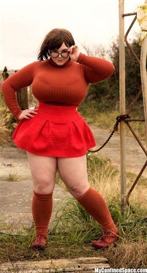 Chunky Velma Cosplayer Myconfinedspace