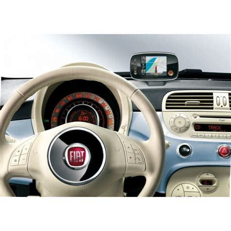 Fiat 500 Blue And Me by Blue Me Map 500 54k
