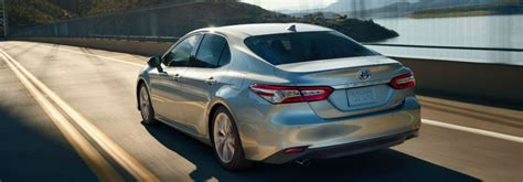 toyota camry interior features  sound system