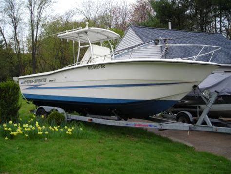 Speed Boats For Sale Bristol by 1988 Hydra Sports 2500cc Fishing Boat For Sale In Bristol Ct