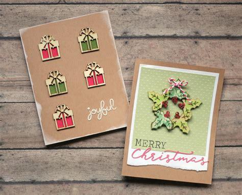 the craft patch handmade christmas card ideas