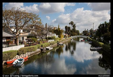 picturephoto venice canal historic district venice los