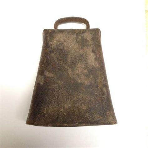 metal pail cow bell ebay