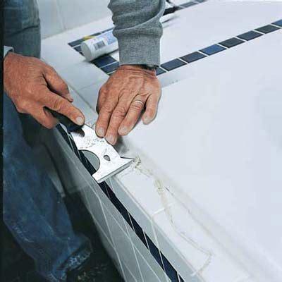 caulk   tub cleaning natural remedies diy home repair caulk removal tool