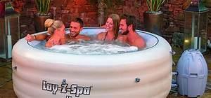 Whirlpool Outdoor Test : aufblasbarer whirlpool kaufen darauf sollten sie achten ~ Buech-reservation.com Haus und Dekorationen