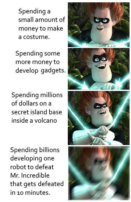 Incredibles Memes - 13 incredibles memes that are ready for showtime dorkly post