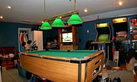 Gameroom : Garage Game Room