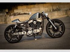 Bull Motorcycles UltraAwesome HarleyDavidson Sportster