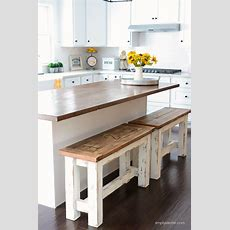 Diy Kitchen Benches  Indoors  Kitchen Benches, Farmhouse