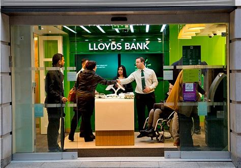 lloyds  launch micro branches banking frontiers
