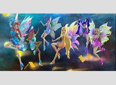 Winx Club Roxy Enchantix Auto Kfz Info