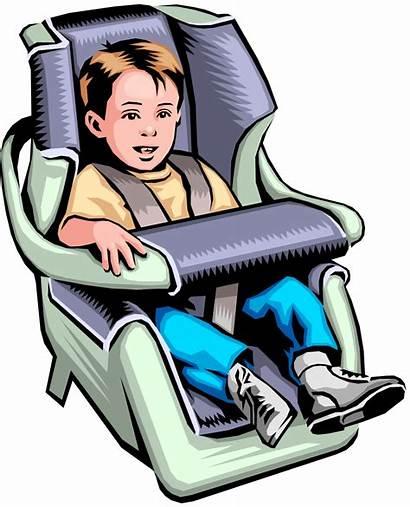Clipart Sitting Boy Children Backseat Clip Lock