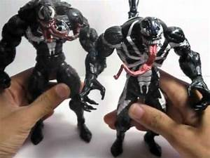 Custom Marvel legends Venom (Mac Gargan, Scorpion Stinger ...