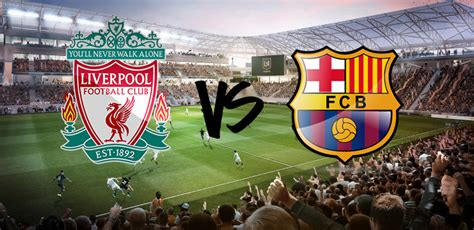 Liverpool vs Barcelona - Odds and Over/Under Pick for ...