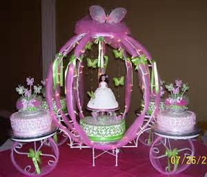 quinceanera cake table decorations photograph quinceanera