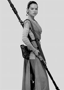 Daisy Ridley as Rey in Star Wars: The Force Awakens | Star ...