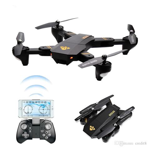visuo xsw xshw rc dron mini foldable selfie drone  wifi fpv real time