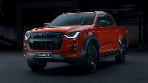 2020 isuzu dmax 2020 isuzu d max revealed here in 12 months unsealed 4x4