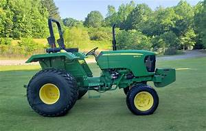 John Deere 5055d Utility Tractor Maintenance Guide  U0026 Parts
