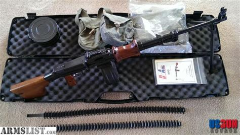 Dsa Rpd Belt Fed Rifle Semi Auto 7