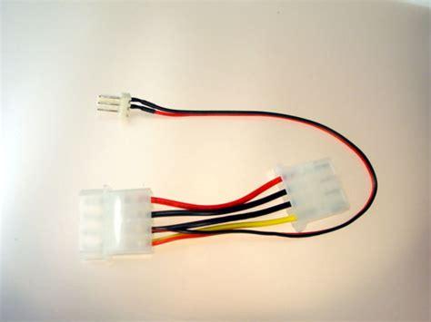 3 pin fan to 4 pin motherboard adapter consulta conectar cooler 3 pines taringa