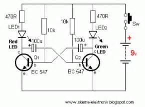 elektro al kaaffah flip flop analog