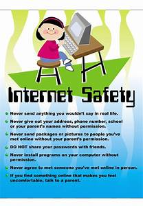 Miss Lee's 4th Grade Blog: Internet Safety Posters