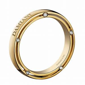 nagi jewelry damiani d side 18k yellow gold diamond With damiani wedding rings