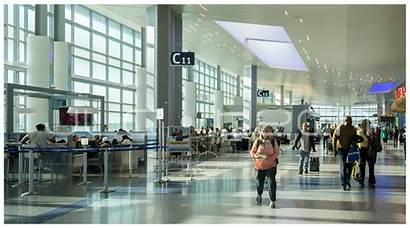 Airport Houston International Terminal
