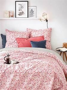 parures de lit a fleurs With tapis champ de fleurs avec housse canapé lit