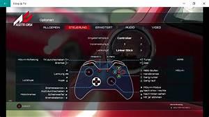 Assetto Corsa Xbox One - Controller Einstellungen