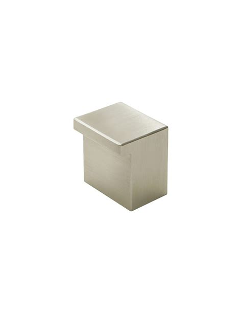 blum kitchen cabinets metropolis square knob stainless steel modern pull 25x30mm 1747