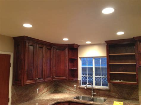 recessed ceiling lights kitchen 500 recessed led lights san jose electricians servicing
