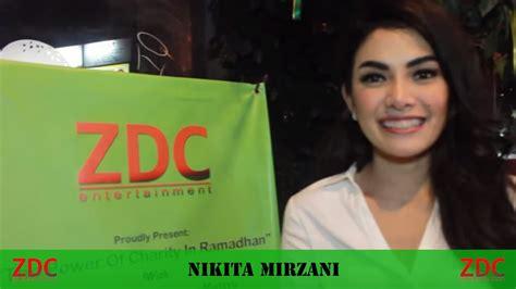 Selamat Hari Raya Idul Fitri Nikita Mirzani Youtube