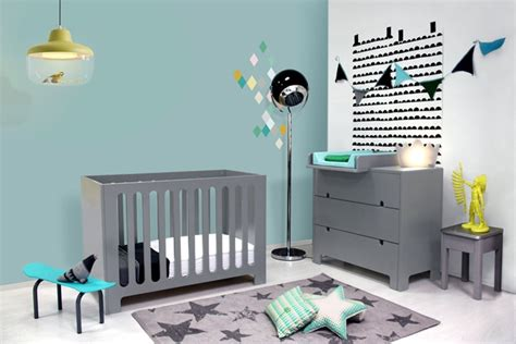 chambre bebe gris mini chambre bébé diabolo fdtc file dans ta chambre