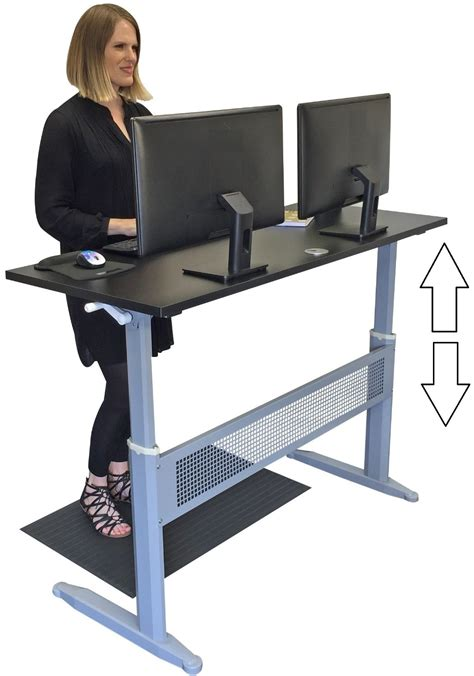 stand up desk exercises how to exercise at work samsill world leaders in