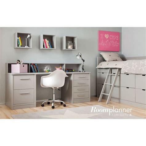 bureau enfant rangement chambre enfant avec lit 224 tiroirs bureau et rangement