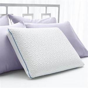 forever cool gel memory foam pillow sleep innovations With cool gel side sleeper pillow