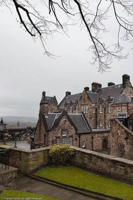 Edinburgh Castle Scotland Medieval