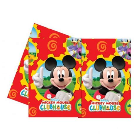 mickey mouse clubhouse table cover mickey mouse clubhouse plastic table cloth