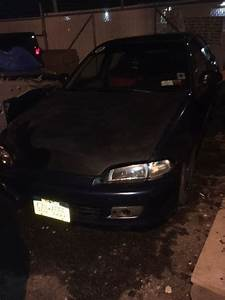 Honda Civic Eg 4-door Manual Car - 00 For Sale