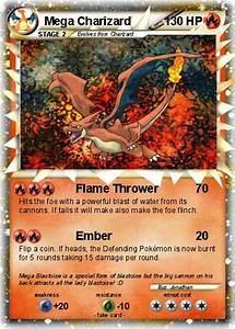 Pokémon Mega Charizard 39 39 - Flame Thrower - My Pokemon Card