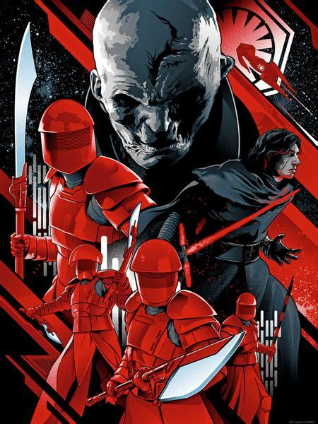 The New Order by Alexander Iaccarino | Star Wars The Last ...