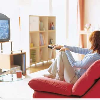 problemas cardiovasculares por ver mucha tele
